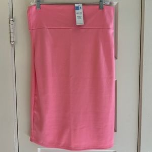 A and D pencil skirt